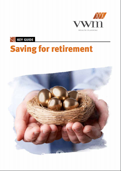 Savingforretirement