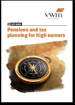 Pensionstaxplanning