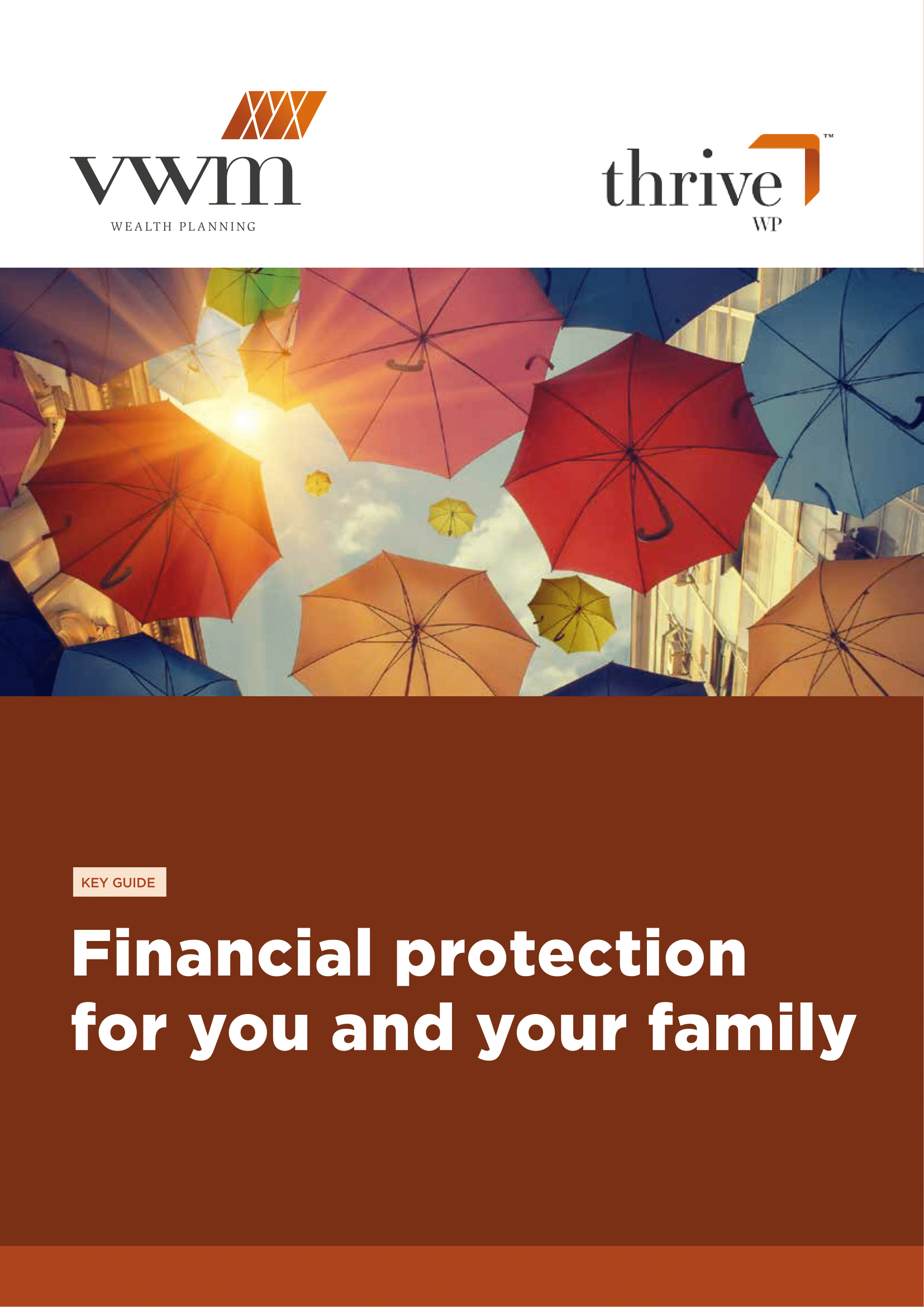 Financial Protection – for you and your family