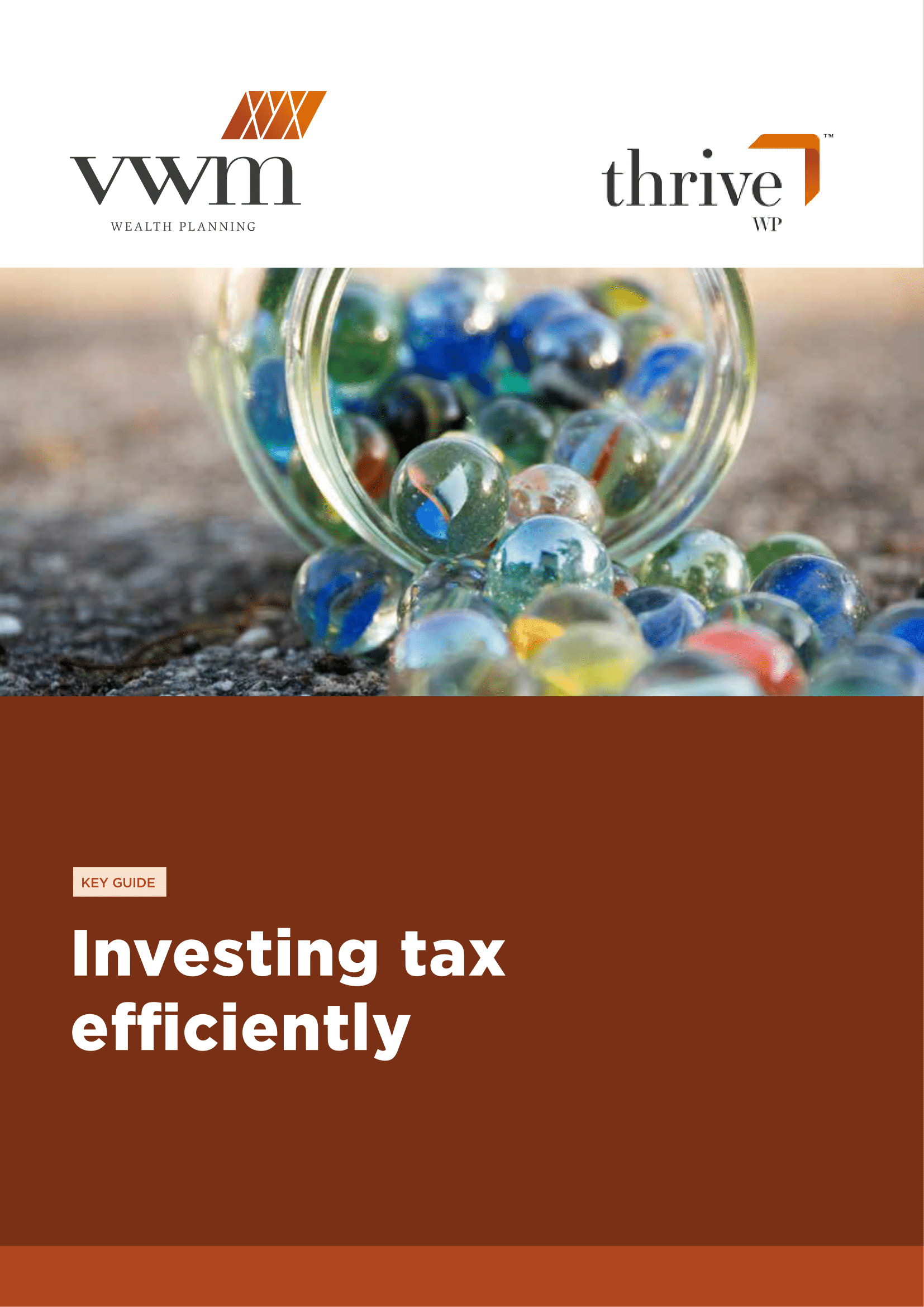 Investing Tax Efficiently